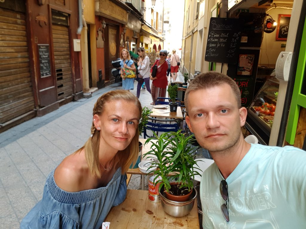 French Riviera things to do Things to see in Nice - Vieille Ville Nice