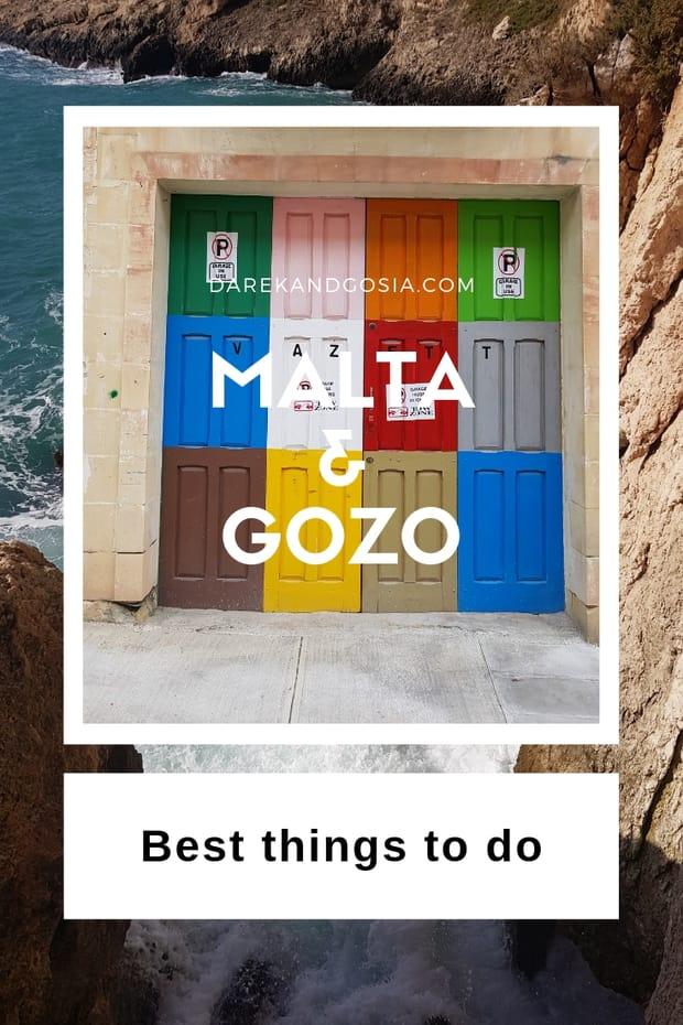 Malta things to do in Malta and Gozo