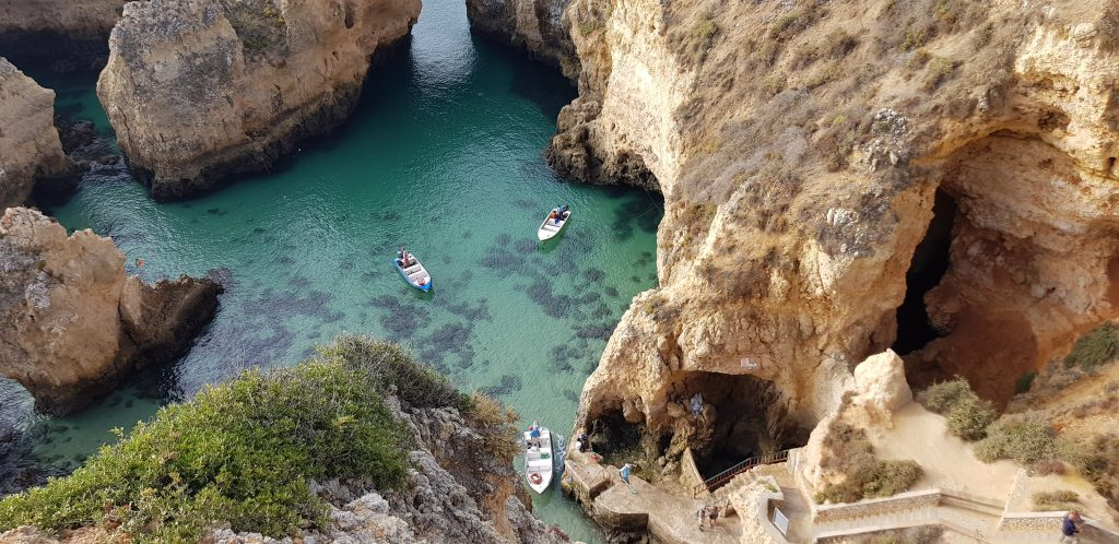 Things to do in Algarve - Farol da Ponta da Piedade Algarve