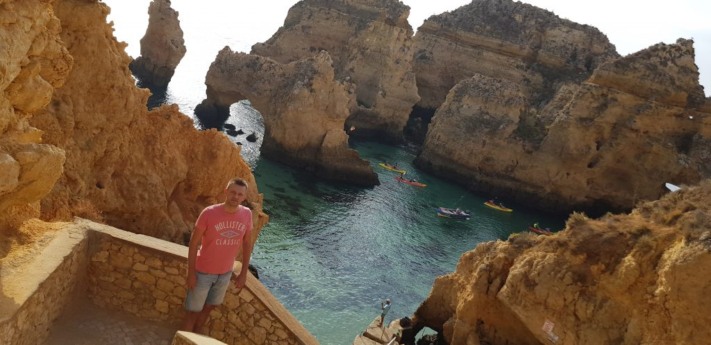 Things to do in Algarve - Farol da Ponta da Piedade Portugal