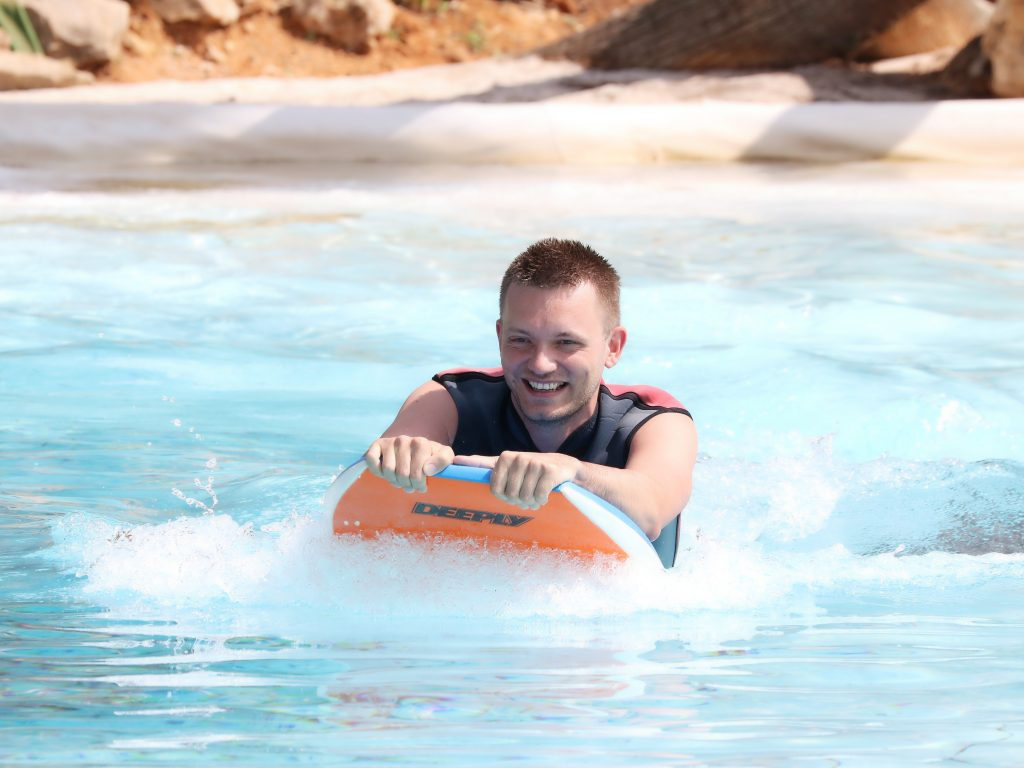 Things to do in Algarve Portugal - Visit Zoomarine and swim with the dolphins Portugal
