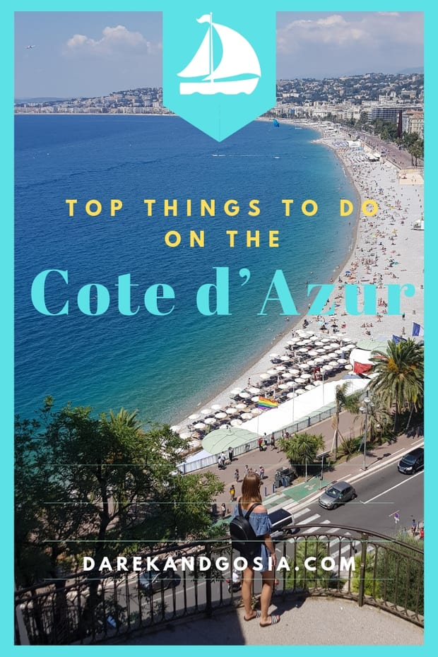 Things to do on the Cote d'Azur