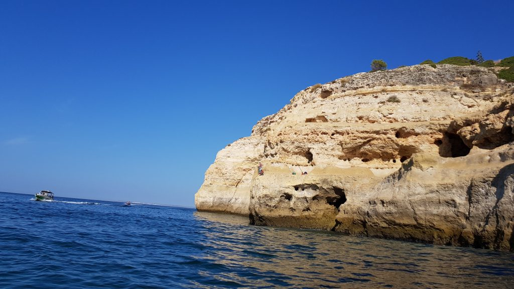 Top things to do in Algarve - Boat trip to Algar de Benagil