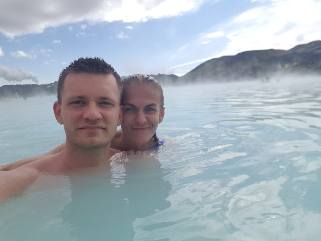 Travel Bucket List Ideas - Bath in Blue Lagoon Iceland