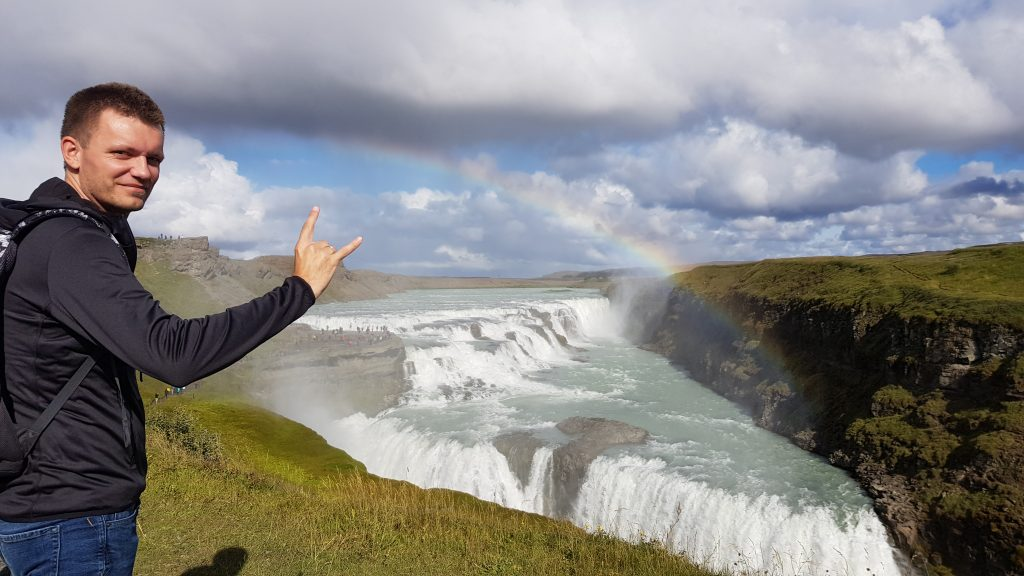 Visit Iceland Why we REGRET visiting Iceland - Gullfoss Falls!