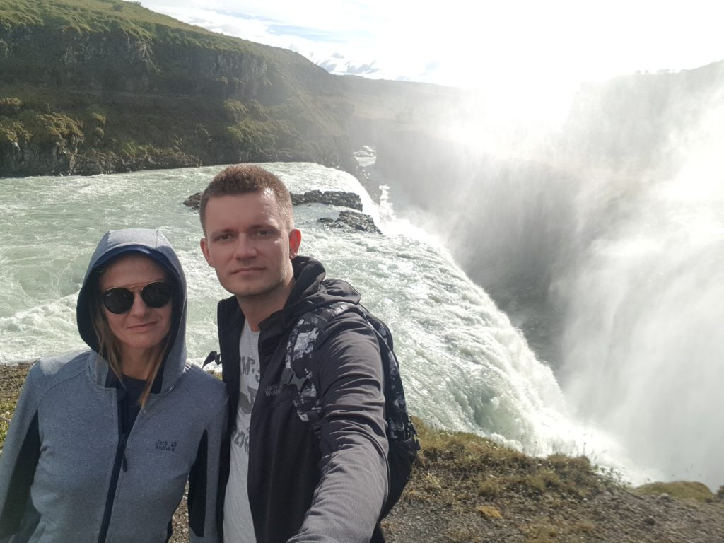 Visit Iceland Why we REGRET visiting Iceland - Gullfoss Falls.