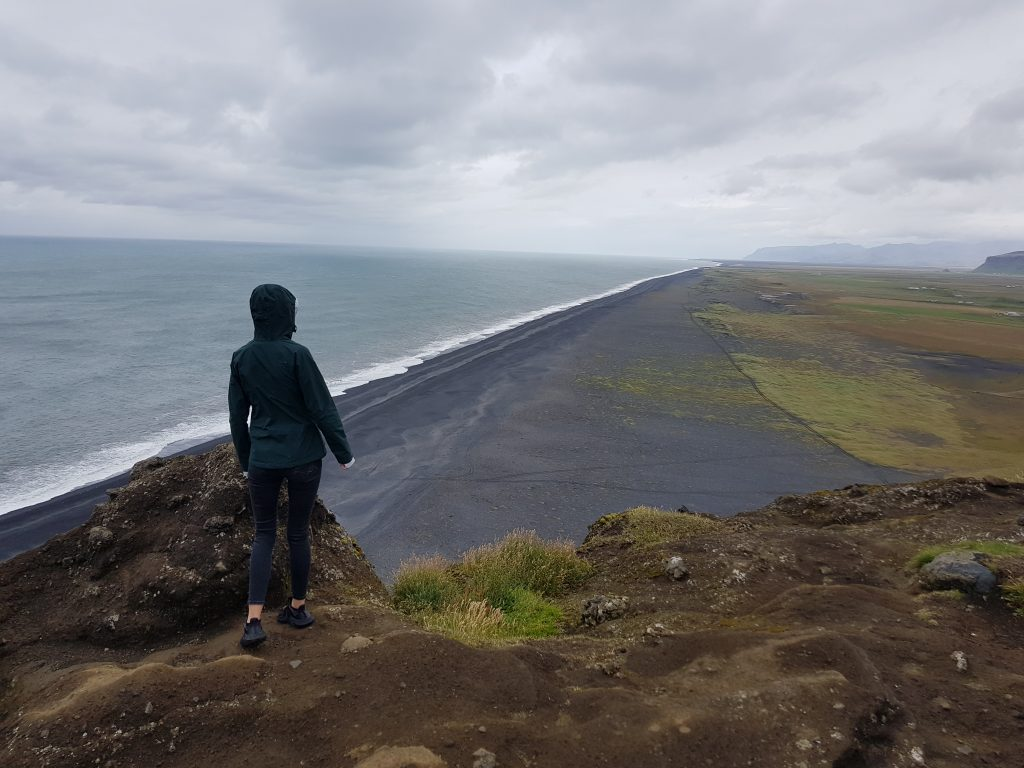 Visit Iceland Why we REGRET visiting Iceland - The sand is dirty and all the beaches are black
