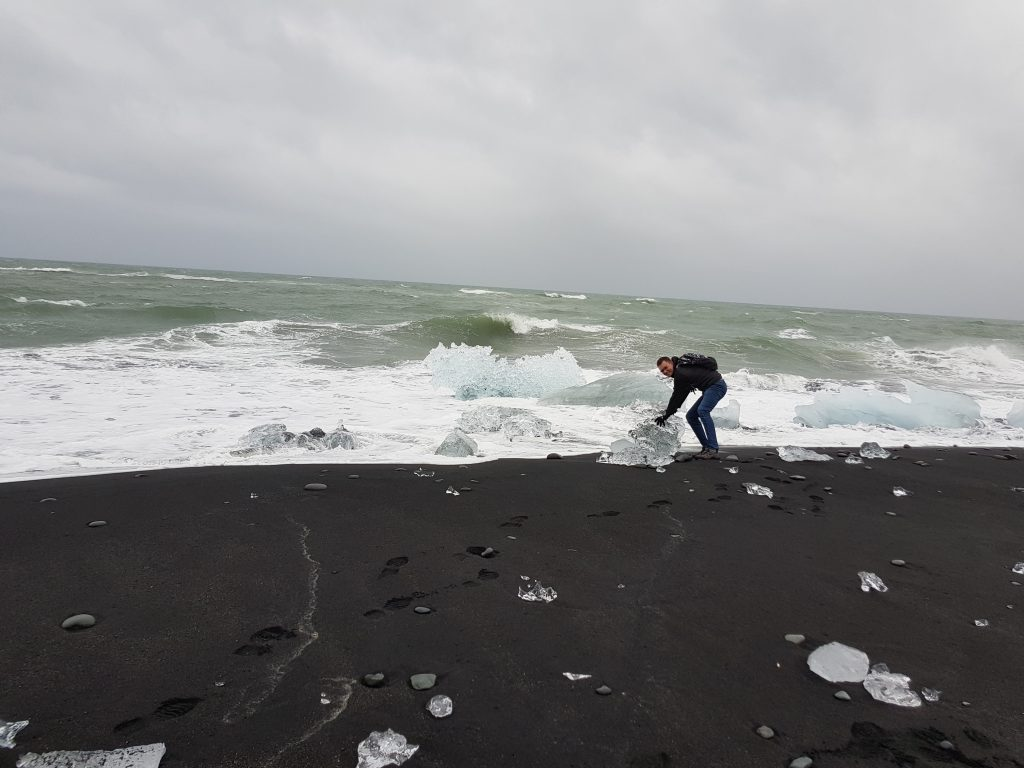 Visit Iceland Why we REGRET visiting Iceland - Very disappointing trip to Diamond Beach