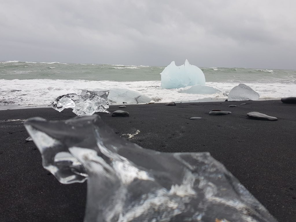 Visit Iceland - Why we REGRET visiting Iceland - Very disappointing trip to Diamond Beach
