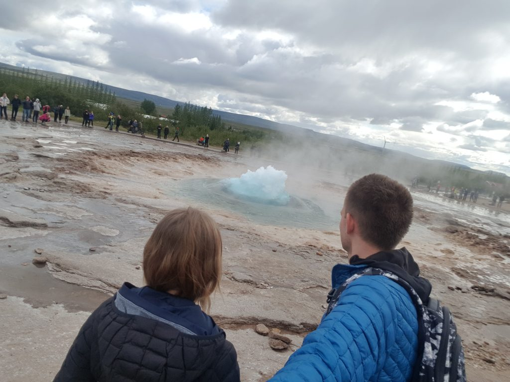 Visit Iceland Why we REGRET visiting Iceland - Why NOT to visit Geysir in Iceland!