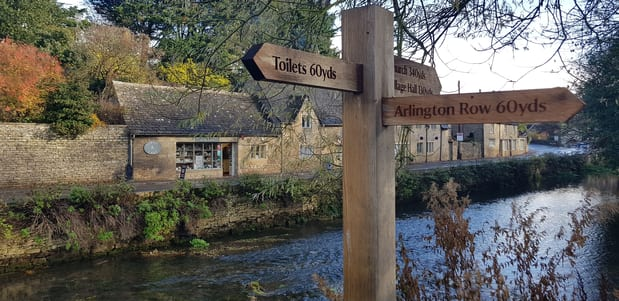Bibury -The Best Places to visit in Cotswold