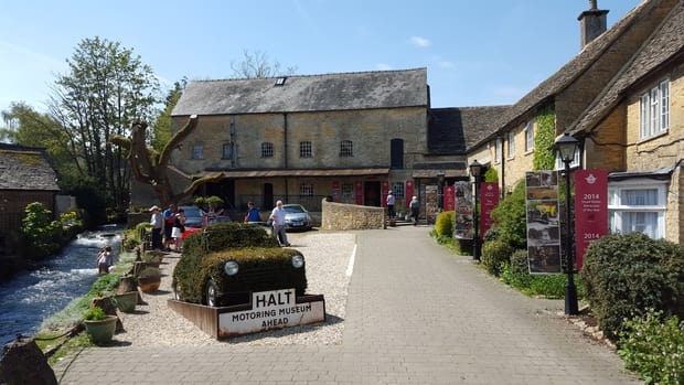 Bourton on the Water -Best Places to visit in Cotswold District