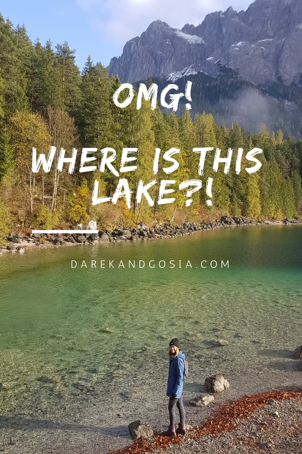 Eibsee Lake in Bavaria Germany -BEST Photos