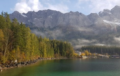 Eibsee Lake in Bavaria, Germany - BEST Photos