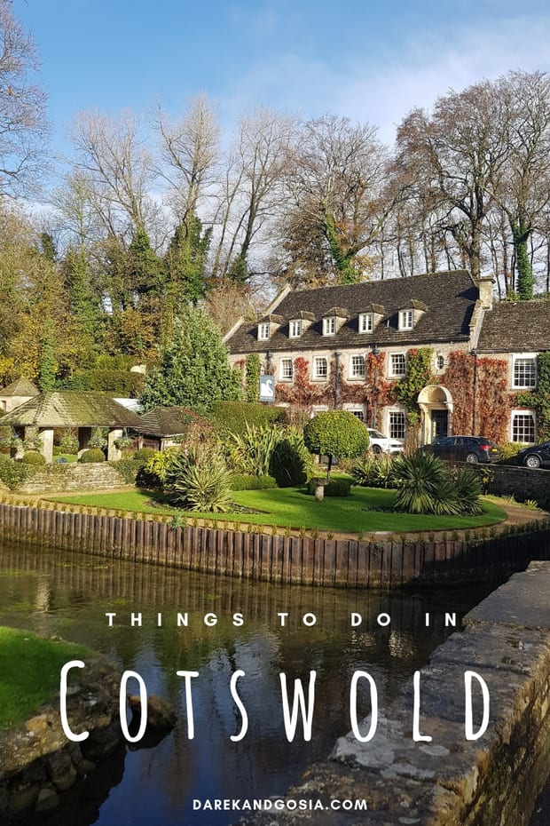 Places to visit in Cotswold District