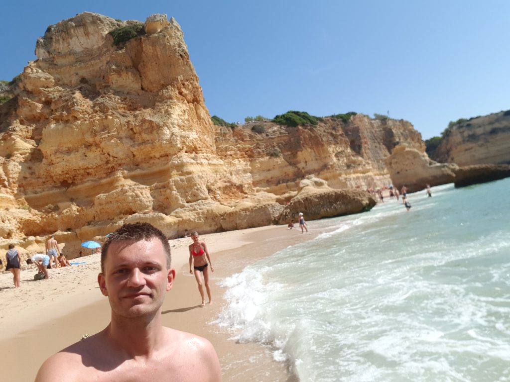 Things to do in Algarve - Best beaches near PORTIMAO - Praia de Marinha