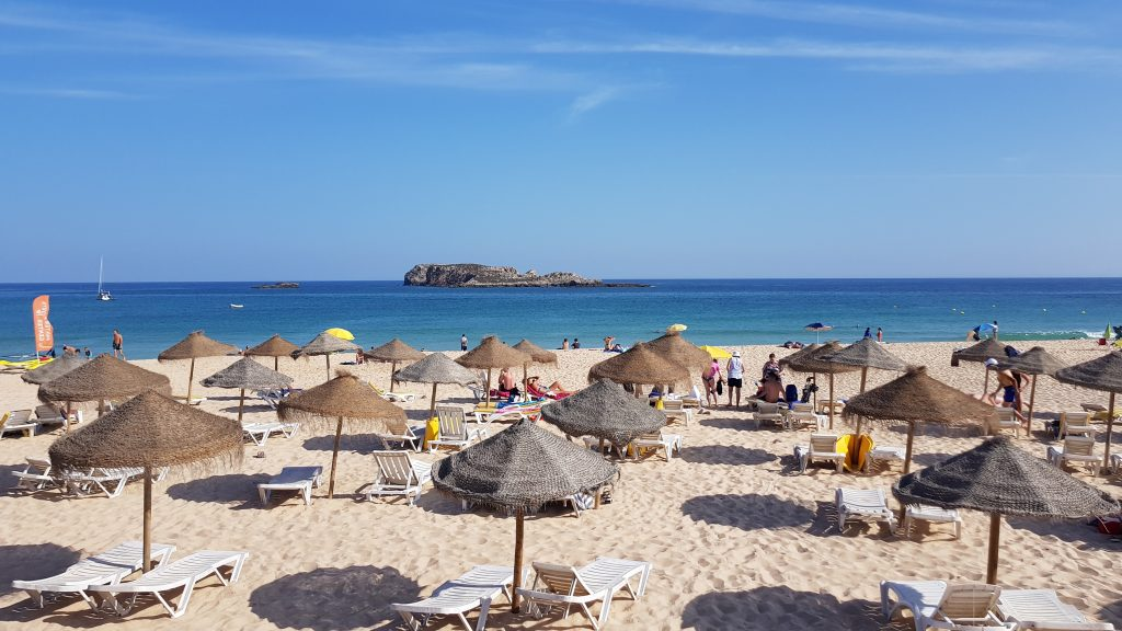Best beaches in Algarve - Best beaches near WESTERN ALGARVE - Praia do Martinhal Algarve