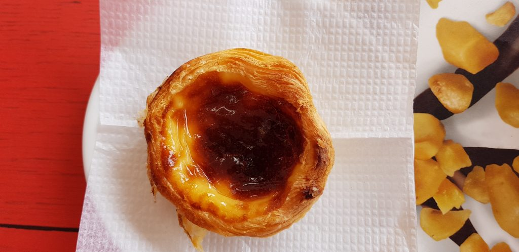Things to do in Algarve - Eat local - pastel de nata