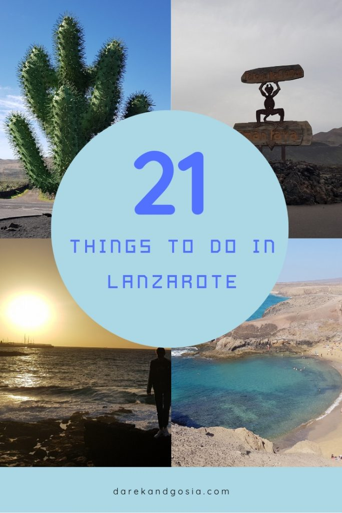 21 STUNNING things to do in LANZAROTE – Canary Islands, Spain