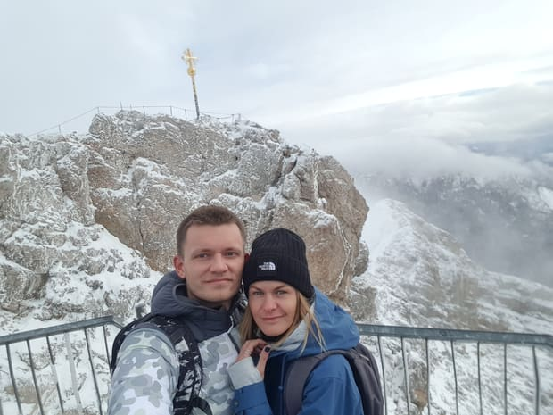 Best place to visit Europe in September -Zugspitze