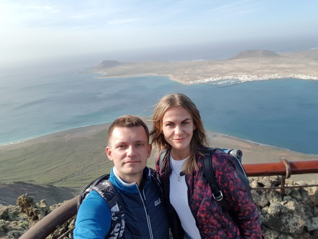 Best things to do in Lanzarote - Mirador del Rio Spain
