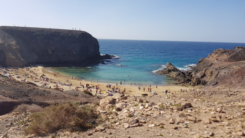 Best things to do in Lanzarote - Papagayo Beach