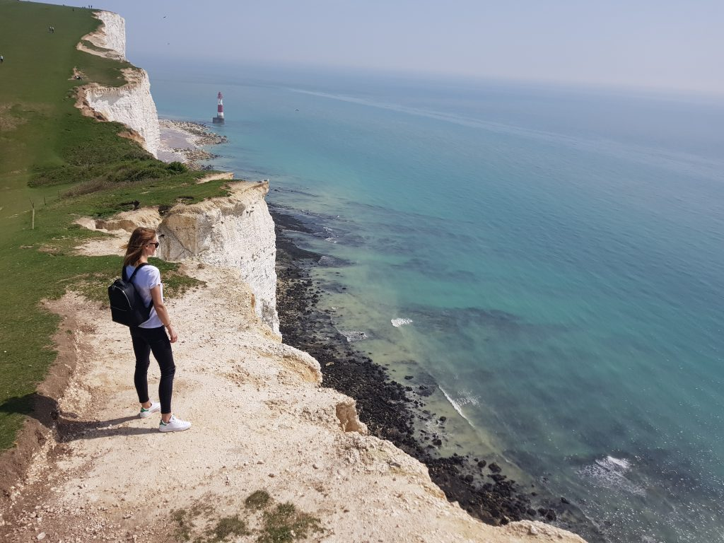 Bucket List Ideas UK - Birling Gap - things to do in the UK
