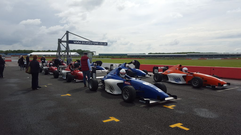 Bucket List Ideas UK - Silverstone - things to do in the UK