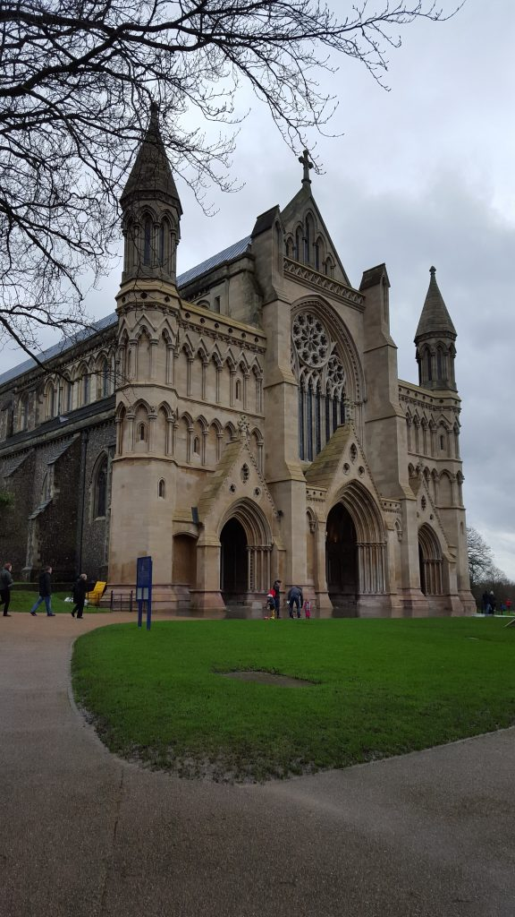 Bucket List Ideas UK - St Albans - things to do in the UK