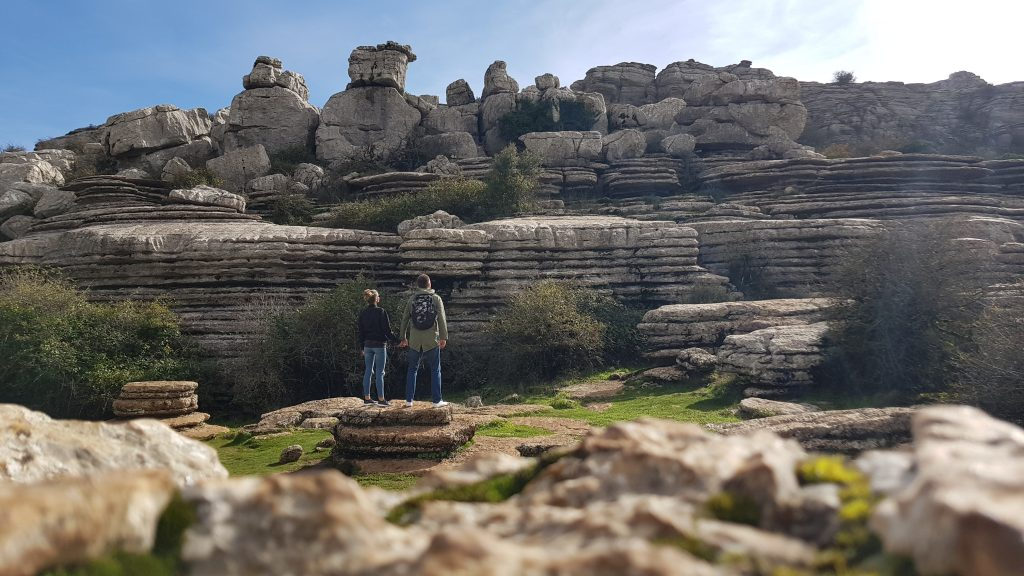 Hike around Torcal de Antequera in Spain - bucket list