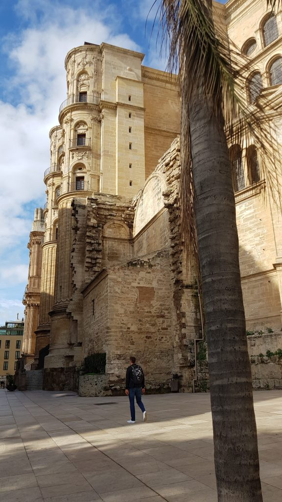Malaga Spain things to do - Malaga Catedral