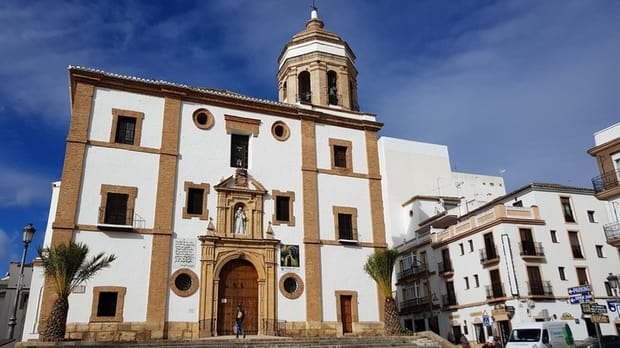 Old Town of Ronda, Spain