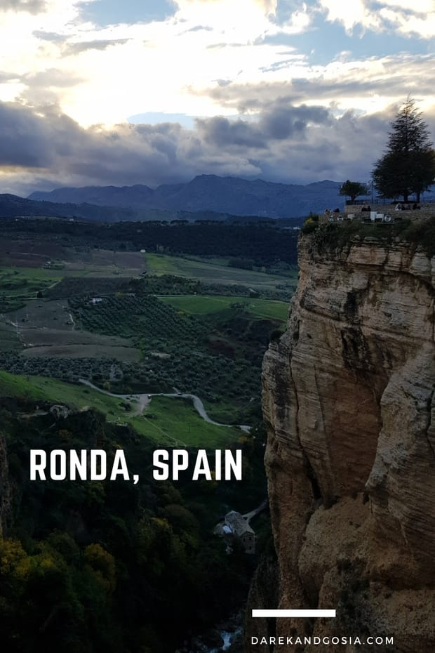 Ronda in Spain things to do