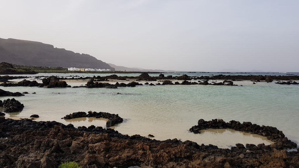 Things to do in Lanzarote - Caleton Blanco Spain
