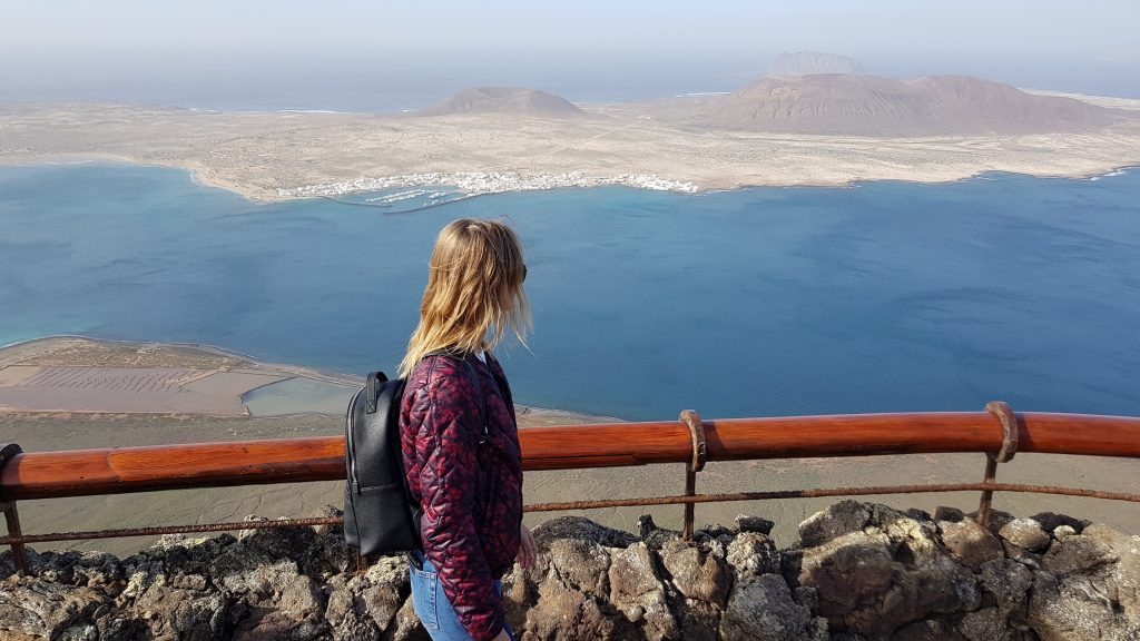 Things to do in Lanzarote - Mirador del Rio Spain