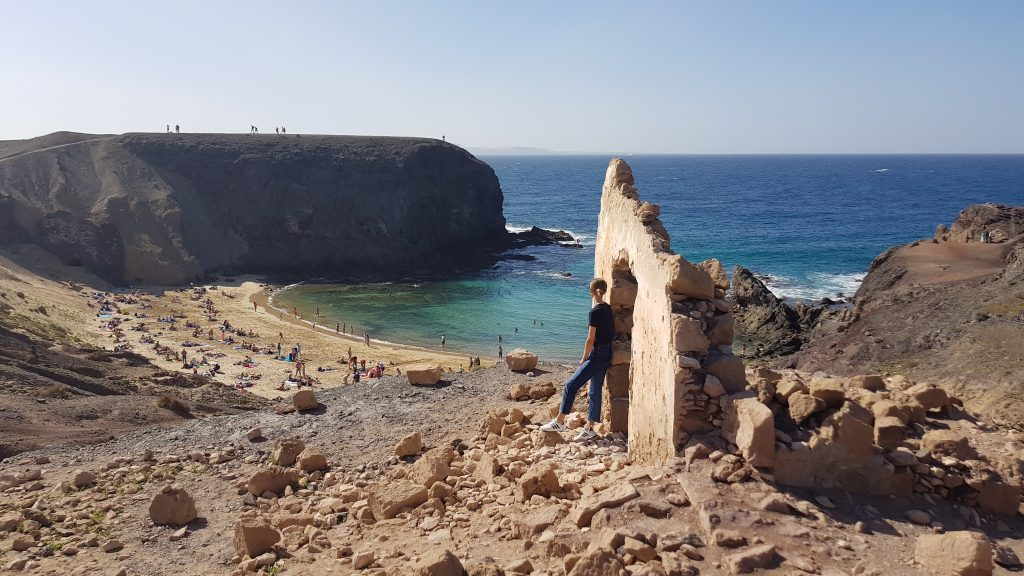 Top things to do in Lanzarote - Papagayo Beach