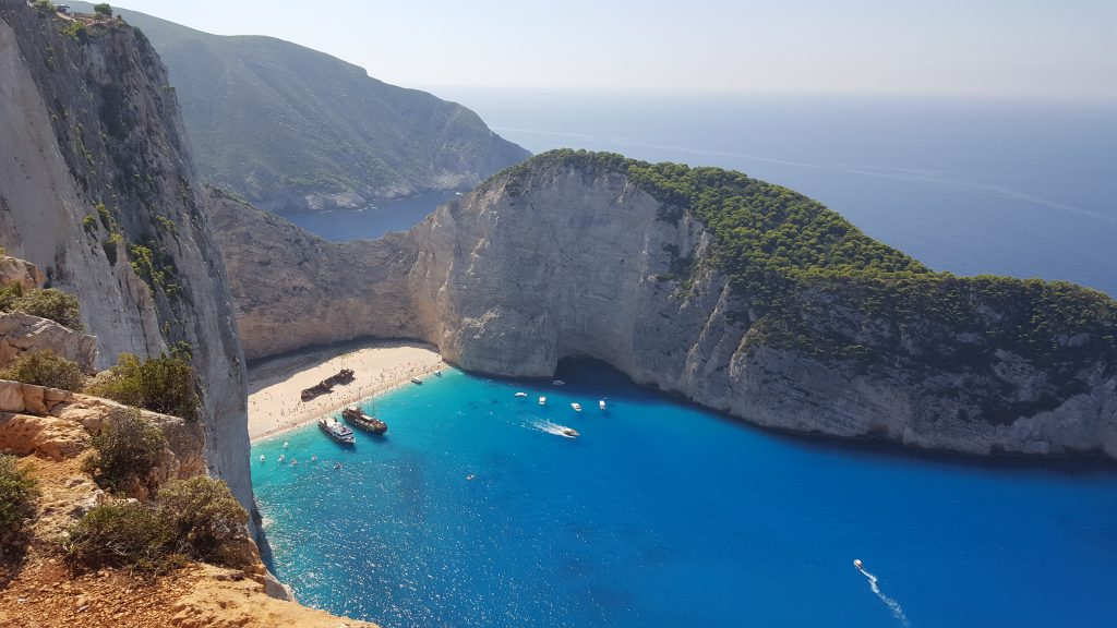 Best Beaches in Europe - Navagio Beach – The most beautiful beach in Europe
