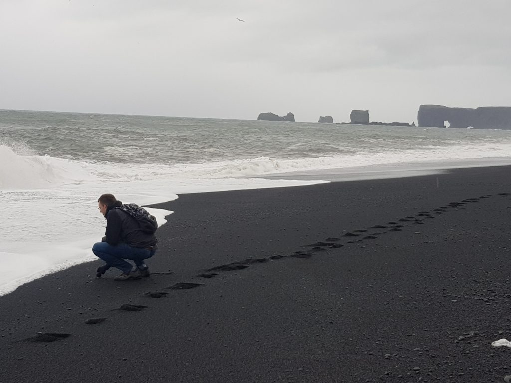 Reynisfjara beach, Iceland - Beautiful Whatever the Weather