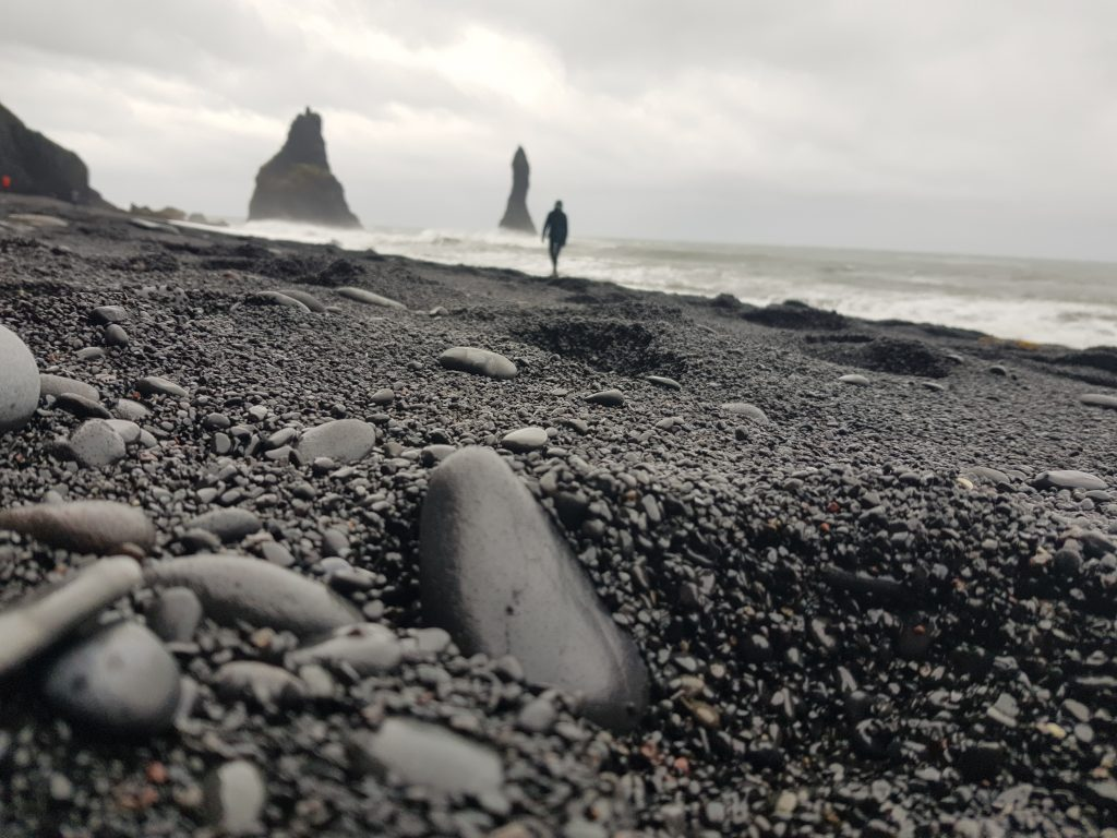 Reynisfjara beach, Iceland - The Tales of the Trolls