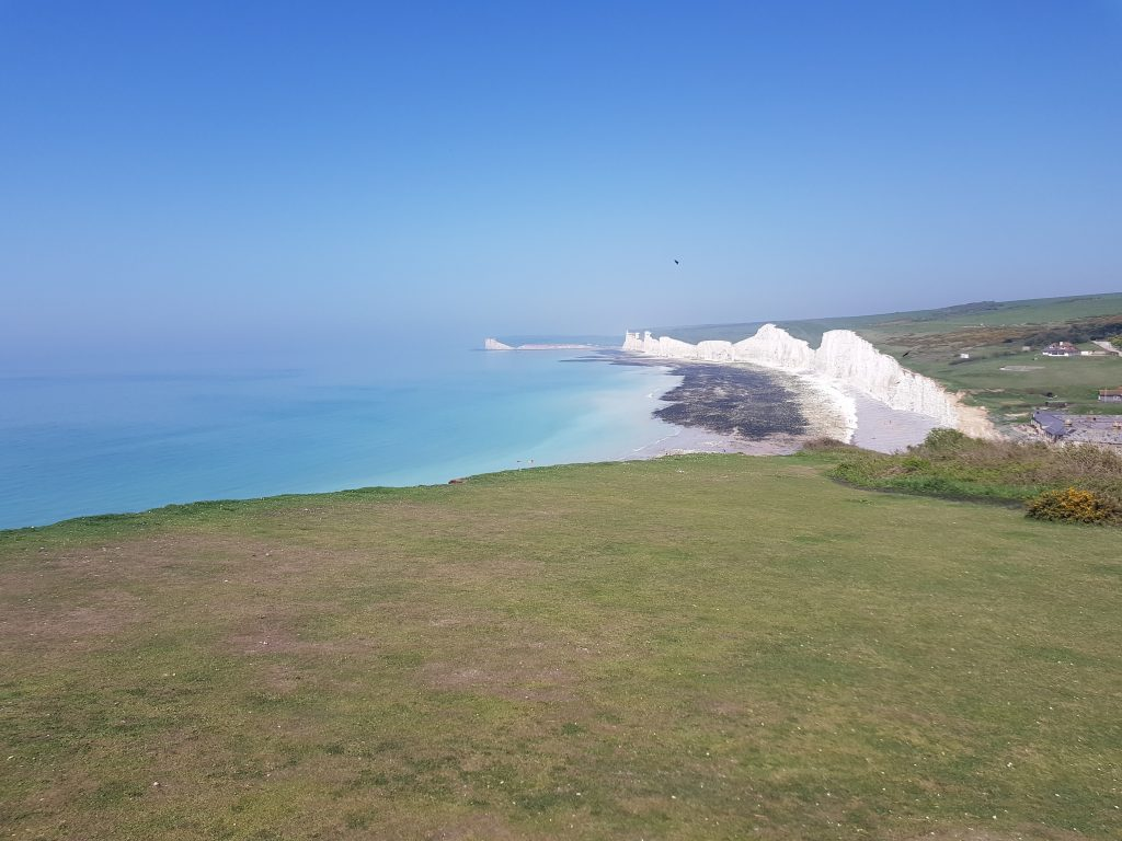 Best Day Trips from London by car - Seven Sisters Cliffs