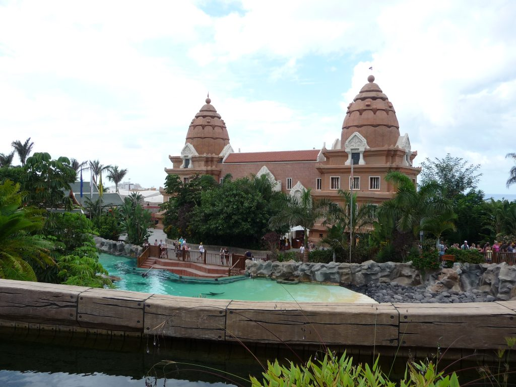 Best Places to visit in Spain - Siam Park