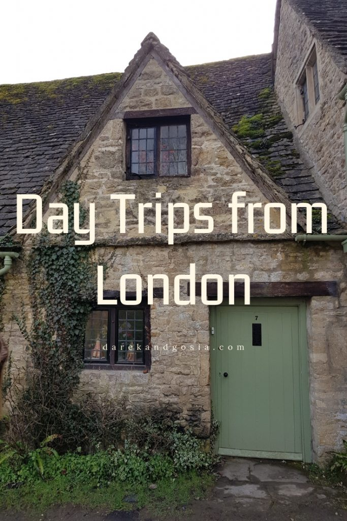Day Trips from London by car