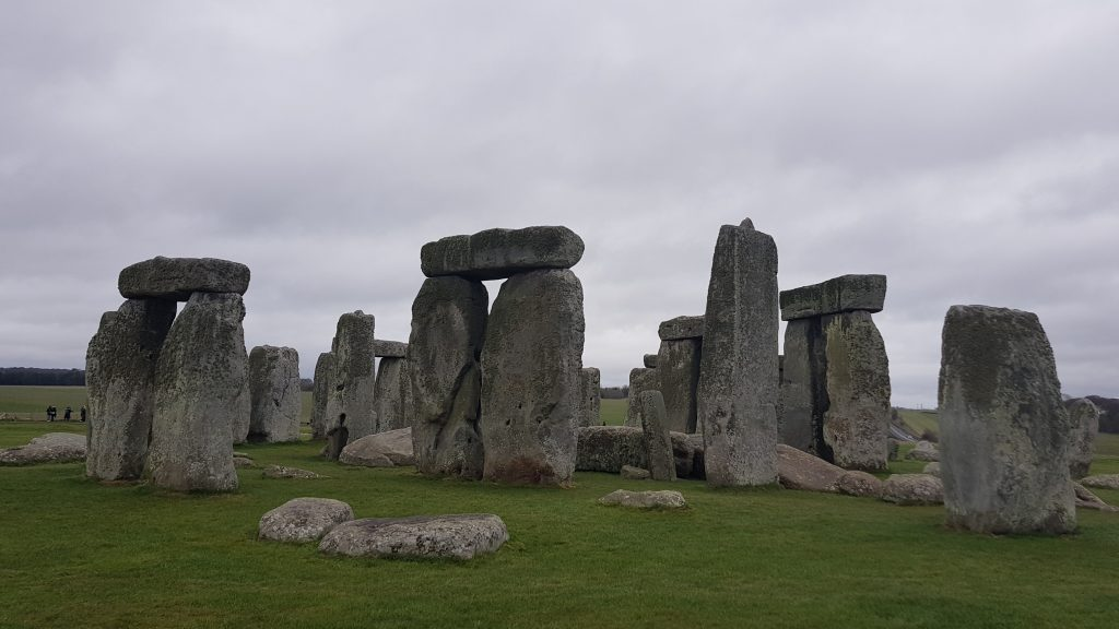 Day Trips from London by car - Stonehenge