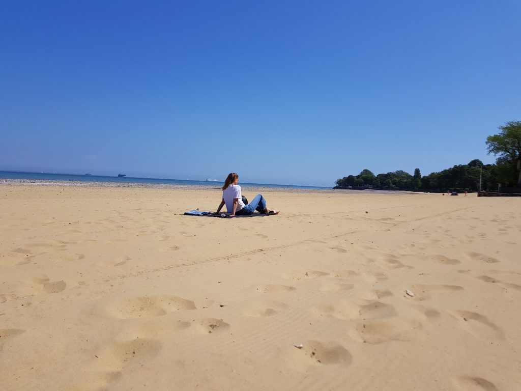Isle of Wight things to do and attractions - Ryde beach