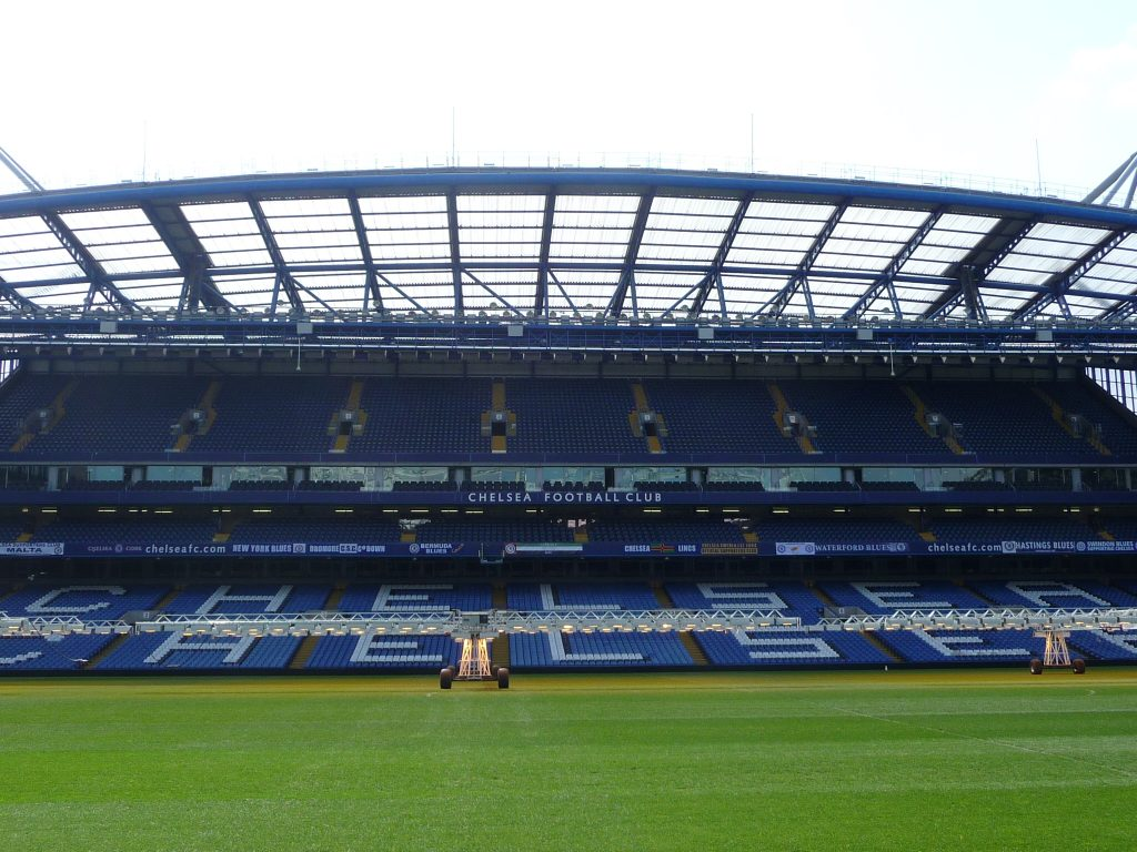 London best things to do - Chelsea Stadium
