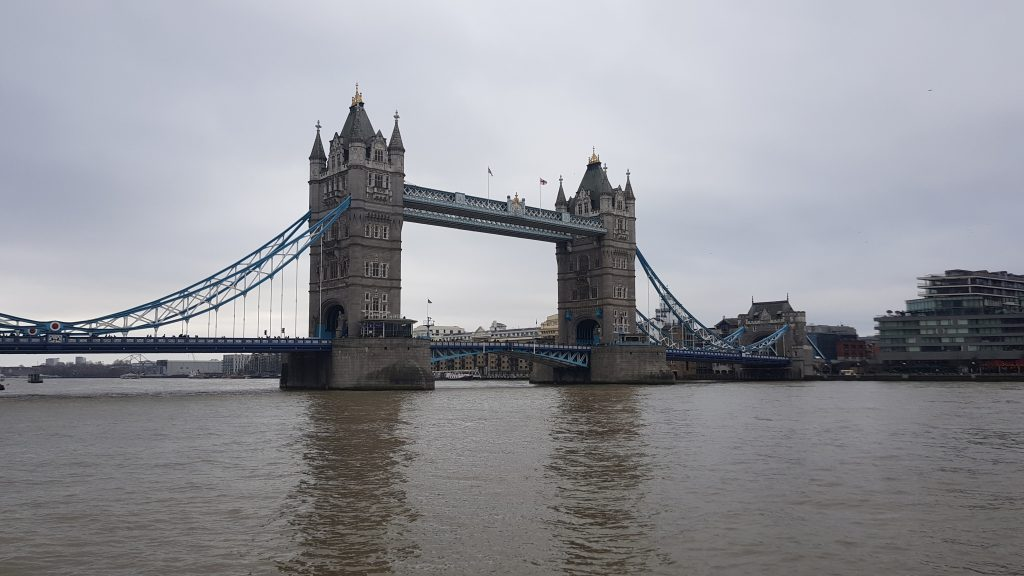 London things to do - Tower Bridge