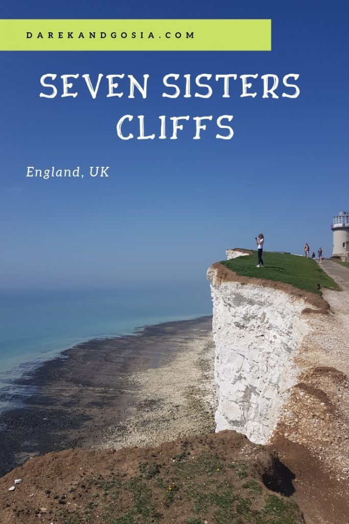 The Seven Sisters Cliffs