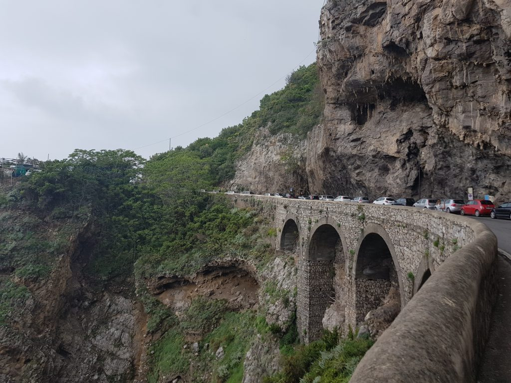 Can you get around the Amalfi Coast without a car