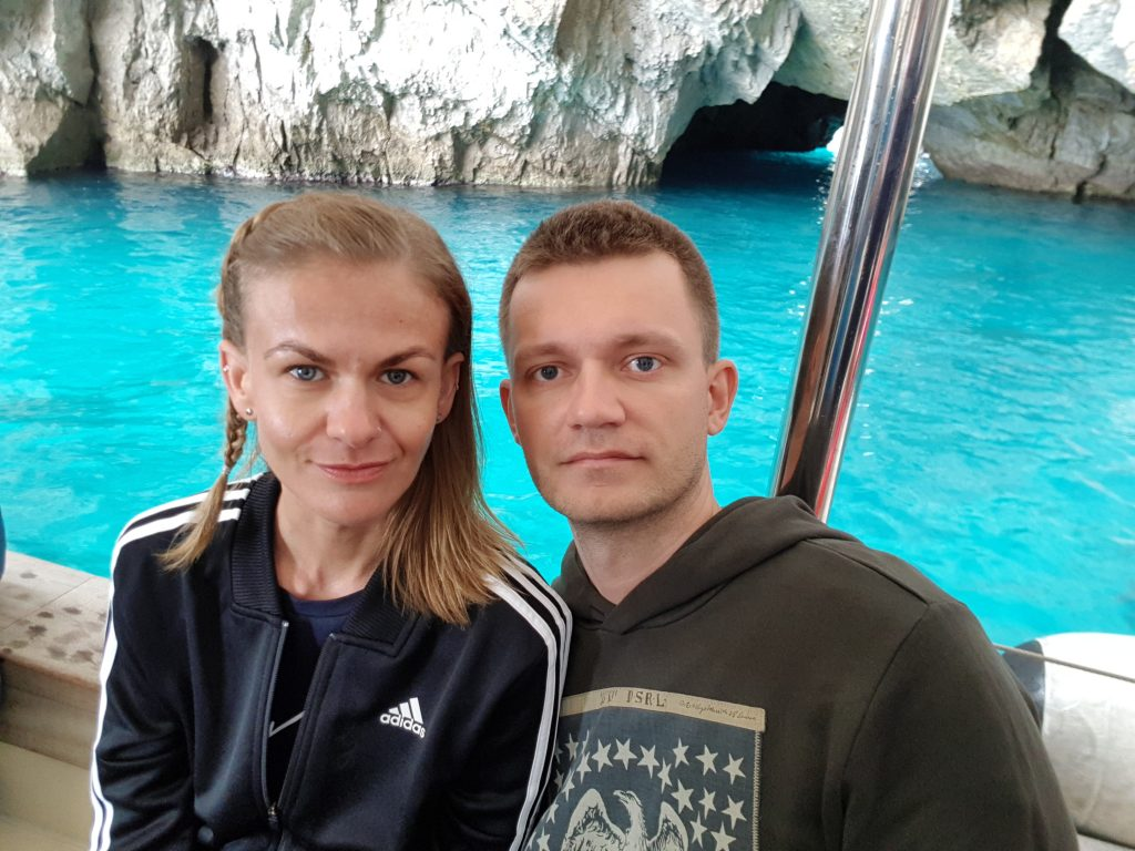 Can you swim in the Blue Grotto