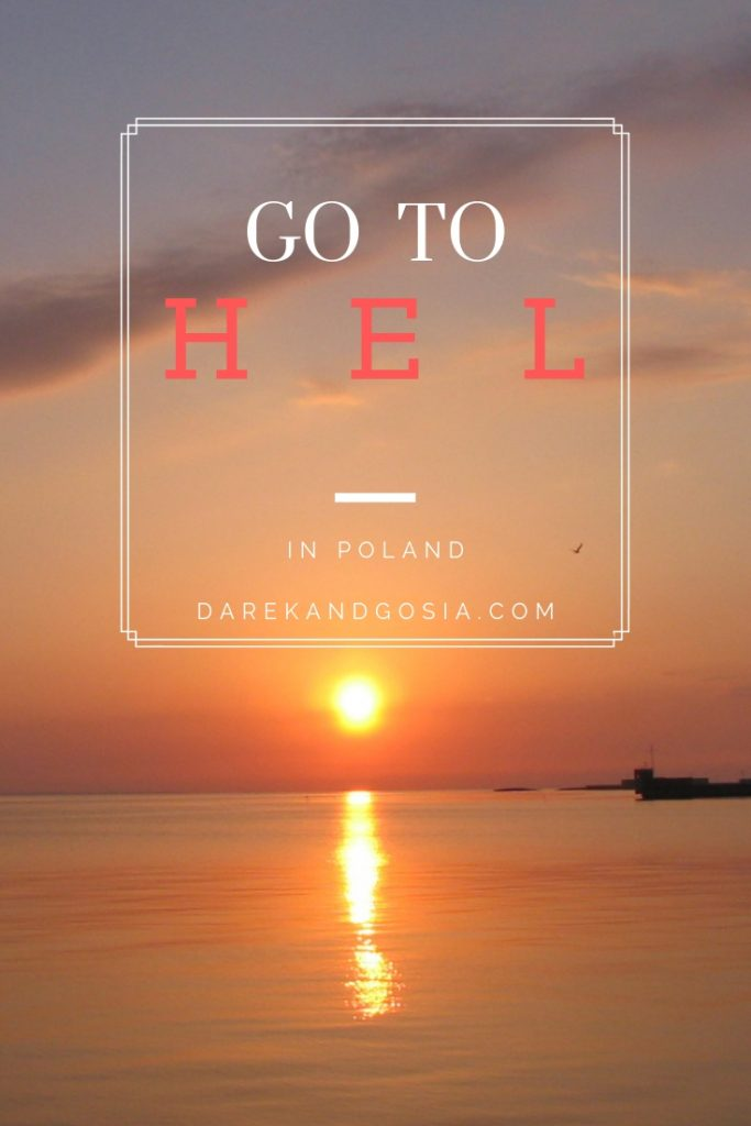 Go to HEL Poland